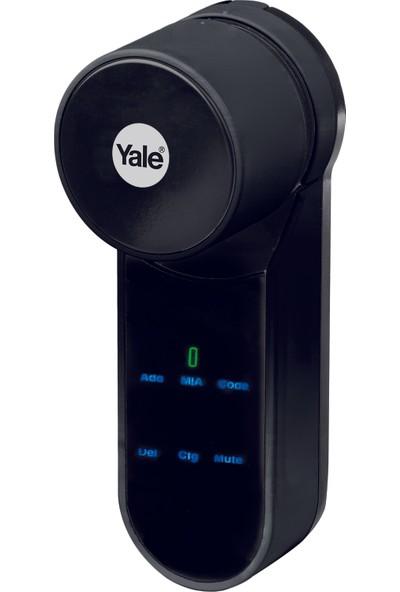 Yale Entr Kit Motorlu Akıllı Silindir-Siyah