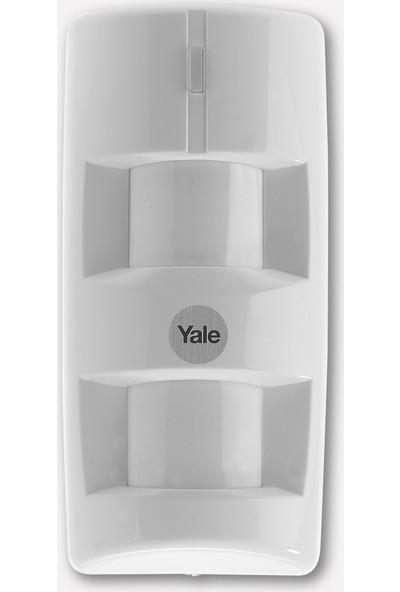 Yale Smart Living Dış Hareket Dedektörü-Beyaz