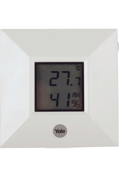 Yale Smart Living Oda Sensörü-Beyaz