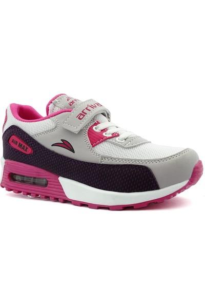 Arriva Kız-Erkek Çocuk Günlük Spor Ayakkabı 9 Renk 26-103