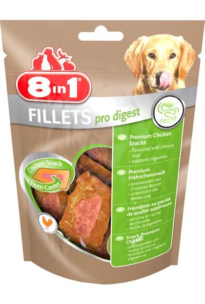 8 in 1 Pro Digest Fileto Tavuklu Köpek Ödülü 80 g