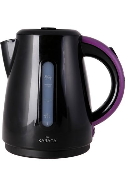 Karaca 1501 Violet Glossy Çay Makinesi