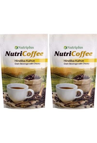 Farmasi Nutriplus Nutricoffee Hindiba Kahve 2 li Paket