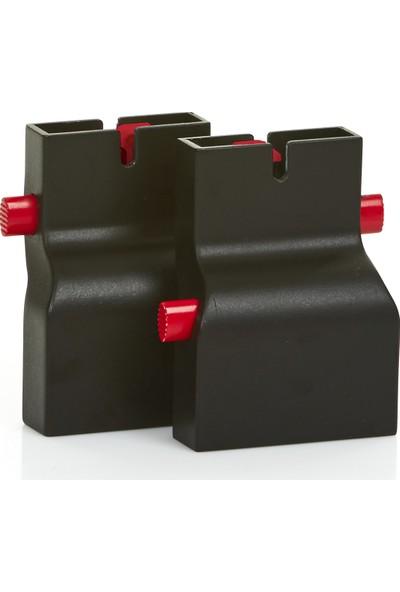 Abc Design Zoom ve Salsa 4 ile Abc Design Hazel Ana Kucağı Kullanımı Için Adaptör