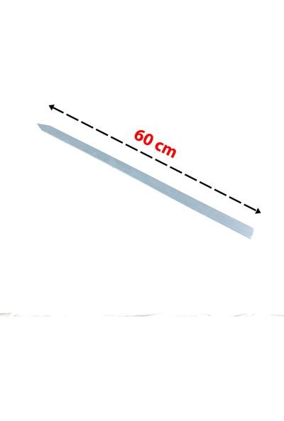 Yzc Beyti Kebap Şiş Silme Demir 60 cm 5 Adet