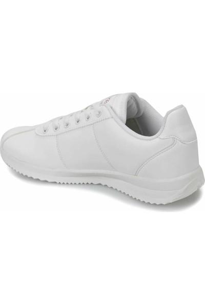 U.S. Polo Assn. Cıara Beyaz Kadın Sneaker Ayakkabı