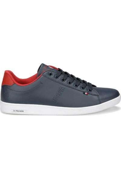 U.S.Polo Assn. Lacivert Erkek Günlük Ayakkabı Spor 100417863 9F Franco 9Pr Laci