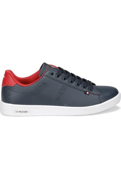 U.S. Polo Assn. Franco 9Pr Lacivert Kadın Sneaker Ayakkabı
