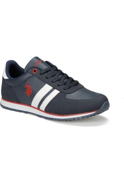 U.S. Polo Assn. Plus Wt 9Pr Lacivert Erkek Sneaker Ayakkabı