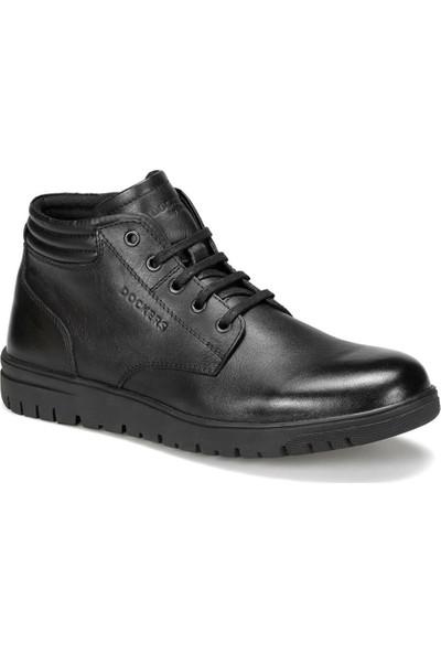 Dockers By Gerli 225340 9Pr Siyah Erkek Ayakkabı