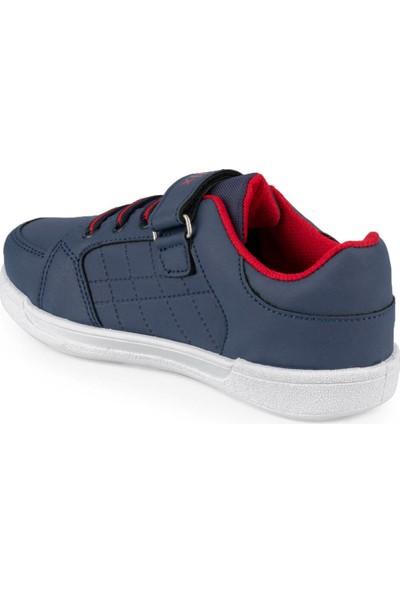 Kinetix Lenko Pu 9Pr Lacivert Erkek Çocuk Sneaker Ayakkabı