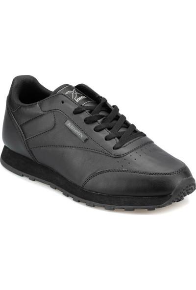 Kinetix Lower Pu M 9Pr Siyah Erkek Sneaker Ayakkabı