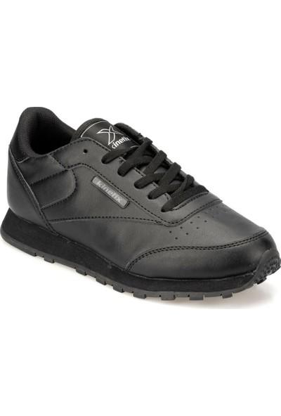 Kinetix Lower Pu W 9Pr Siyah Kadın Sneaker Ayakkabı