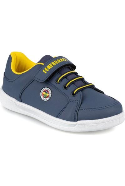 Fb Lenko Pu 9Pr Lacivert Erkek Çocuk Sneaker Ayakkabı