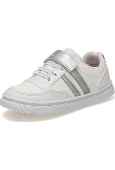 I Cool Talu P Beyaz Kız Çocuk Sneaker Ayakkabı