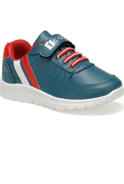 I Cool Demba.2 Petrol Erkek Çocuk Sneaker Ayakkabı