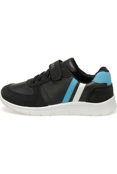 I Cool Demba.2 Siyah Erkek Çocuk Ayakkabı