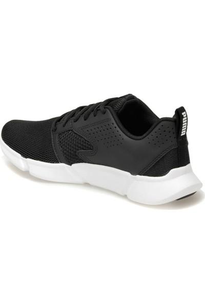 Puma Interflex Modern Siyah Erkek Koşu Ayakkabısı