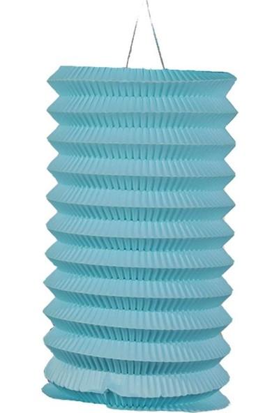 PartiPan Mavi Fener Kağıt Dekor Süs