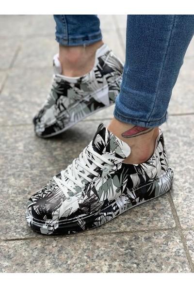 Chekich Ch255 Bt Erkek Ayakkabı Siyah Renklı