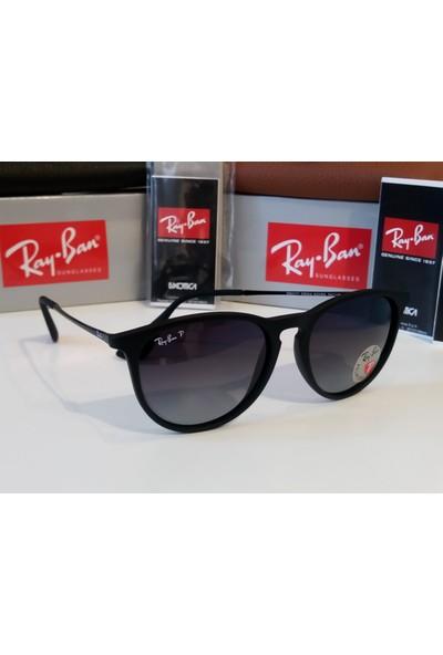 Ray-Ban 4171 ERİKA 622/8G 54 148 3P POLARİZE Unisex Güneş Gözlüğü