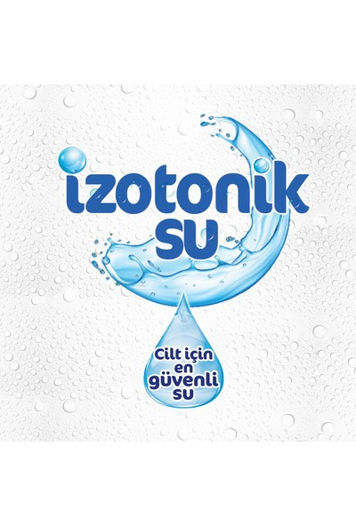 Molfix İzotonik Sulu Islak Mendil Ferah Temizlik 720' li