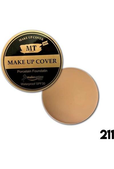 Mt Make Up Cover Porselen Fondöten Kapatıcı
