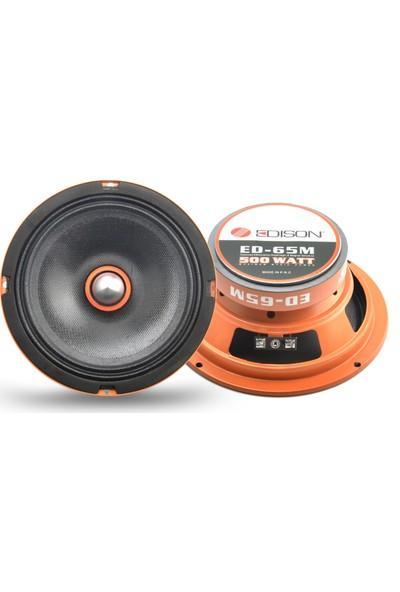 Edison 16 Cm 500W Maximum Yeni Seri Midrange