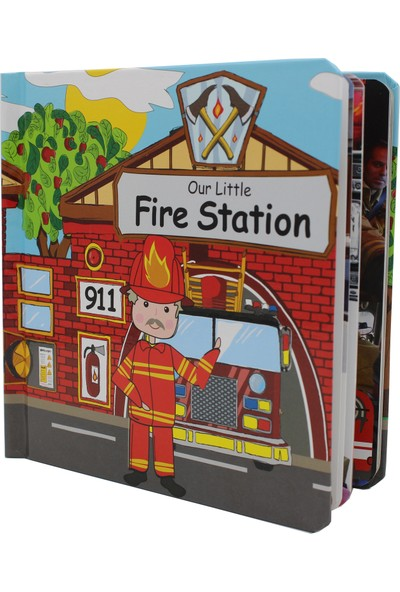 Our Little Fire Station