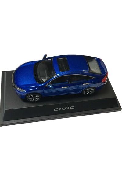 Diecast Honda Model Otomobil FC5