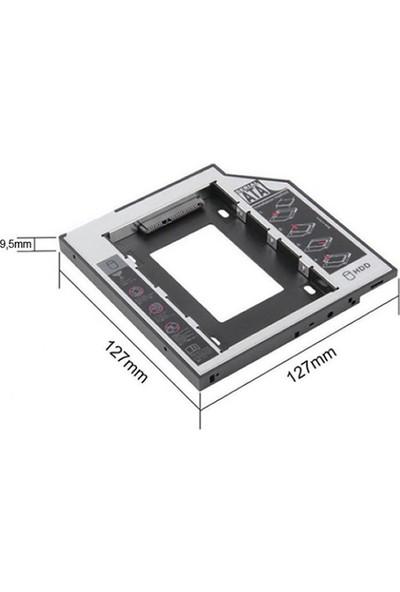 Mupa Laptop DVD SSD Kızak 9.5 mm Slim