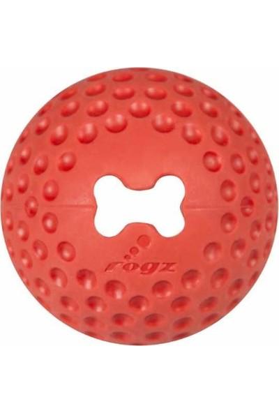Rogz Gumz Köpük Köpek Oyun Topu M Kırmızı