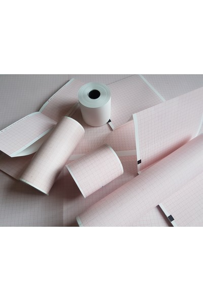 Medi̇alp Edan SE-1201 Ekg Kağıdı 210 x 140 x 150 - Toplam 5 Paket