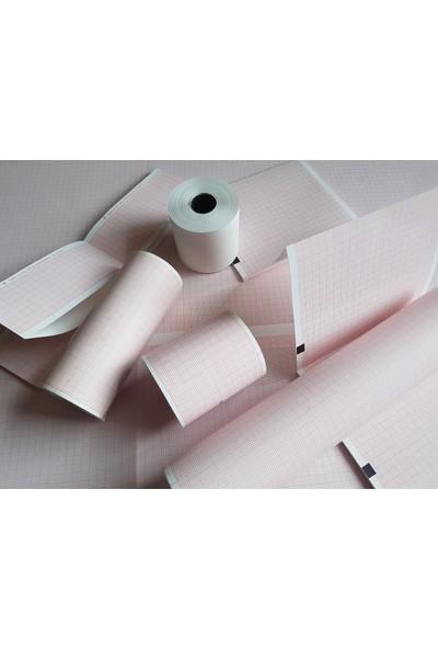 Medi̇alp Ekg Kağıdı 210X20 Rulo - Toplam 5 Rulo