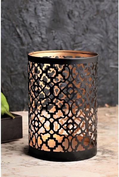 Alla Turca Dekoratif Mumluk Fener - AT5020