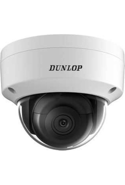 Hikvision Dunlop DP-12CD1142F-I Ip 4 Mp Dome Kamera