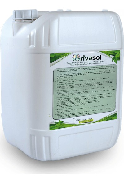 Rivasol 20 Lt Sıvı Solucan Gübresi