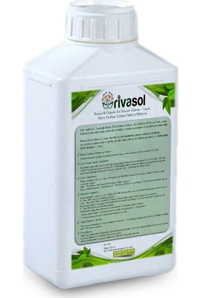 Rivasol 1 Lt Sıvı Solucan Gübresi