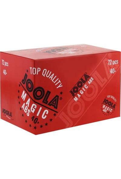 Joola Magic 40+ Abs Antrenman Topu 72 Adet Kutu