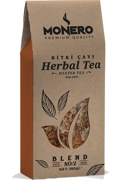 Monero Kış Çayı Bitki Çayı 250 gr