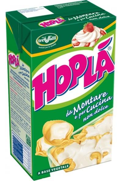 Hopla Sıvı Krem Şanti 1000 gr Şekersiz