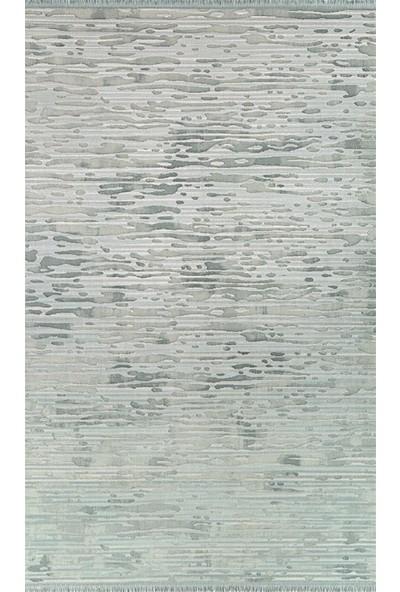 Bahariye Halı Lodos 155 x 230 6591 Mavi Çökme-Modern Halı