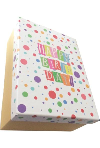 Gıpta Artemis Happy Birth Day Hediye Kutusu
