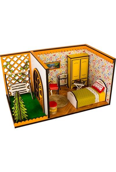 Hande's House Oyun Odası Yatak Odası Dıy