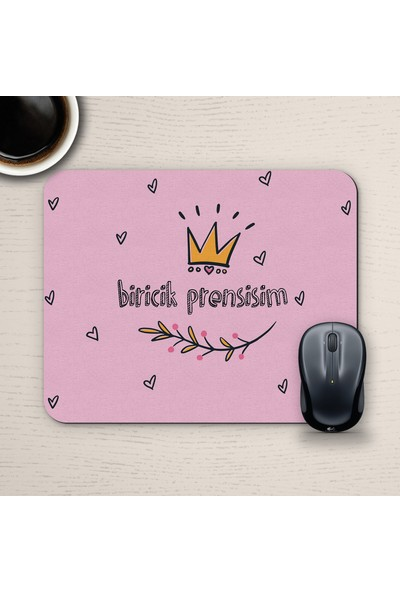 E-Hediyeci Özel Tasarım Romantik Mousepad - No26