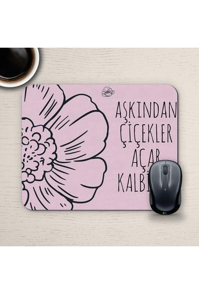 E-Hediyeci Özel Tasarım Romantik Mousepad - No22