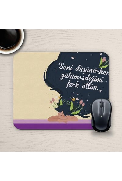 E-Hediyeci Özel Tasarım Romantik Mousepad - No20