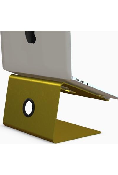 Apex Universal Notebook Standı - Sarı