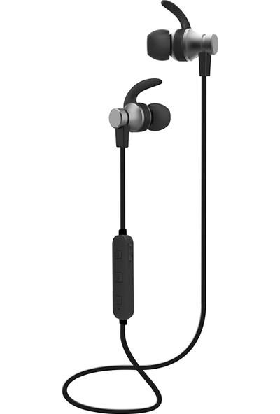 Vidvie BT815N Kulak Içi Bluetooth Kulaklık - Gri