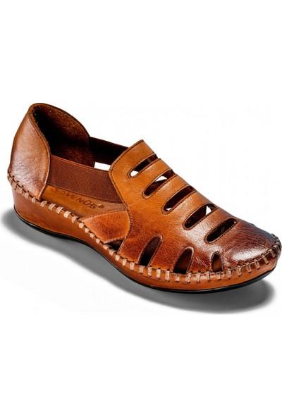 Venüs Kadın Taba Ayakkabı 18791395 - Taba - 41